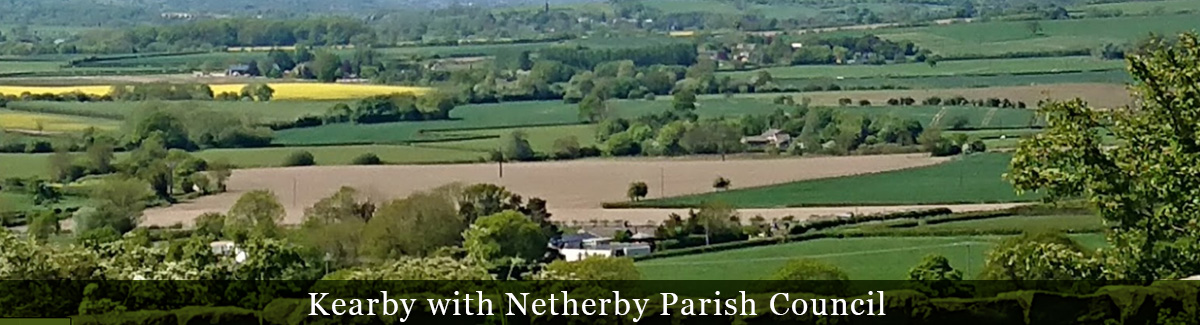 Header Image for Kearby with Netherby Parish Council